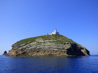 Islas Columbretes pertenecientes a Castellon e la Comunidad Valenciana  (España)
