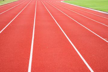 Rad run track