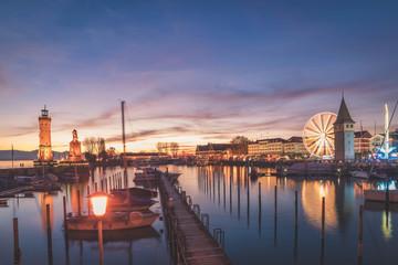 Lindauer Jahrmarkt am Bodensee (Sonne)