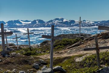 Friedhof in Grönland