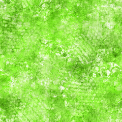 Seamless abstract green background texture