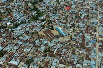 Luftaufnahme - Old Town - Sansibar