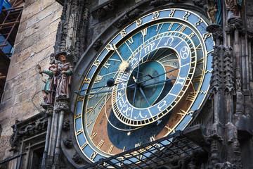 astronomical clock, Prague, Chech republic