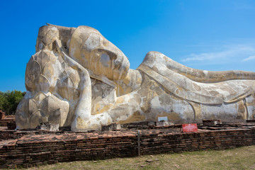 temple ayutthaya ancient capital of thailand