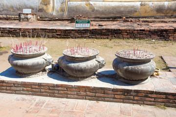 ayutthaya ancient capital of thailand
