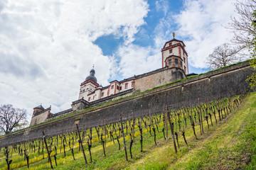 Schloss in Würzburg