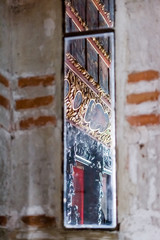 cozia monastery detail museum