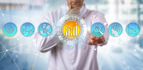 Scientist Initiating Predictive Analytics App