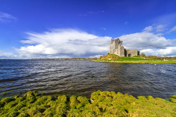 Dunguaire castle in Co. Galway, Ireland