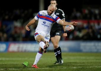 Super League - Wakefield Trinity vs Salford Red Devils