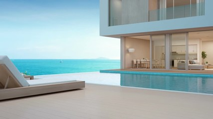 Fotolia Beach House Luxury