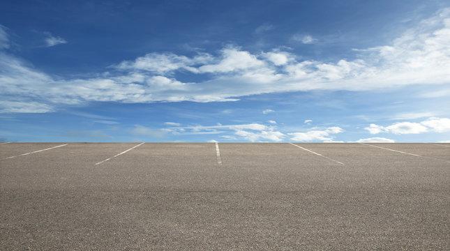 sky Parking lot
