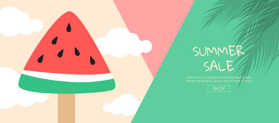 Bright Sweet fashion Style. Hot Summer Vibes. Pop Art. Creative Retro Design camera. Hipster Trendy ,water melon, Accessories. Sunny summer Still life. , Minimal Fun.Vanilla Pastel Color