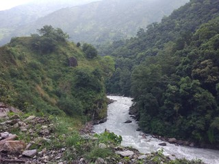 Nepal, Annapurna circuit. Nature & Landscape of an incredible Country