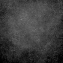 Vintage paper texture. Black grunge abstract background