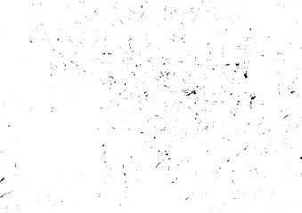 Fototapeta Urban dirty scratched noise abstract black and white background