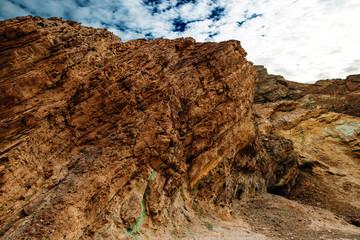 """désert de pierre et canyon à"""" Death  Valley"""""""