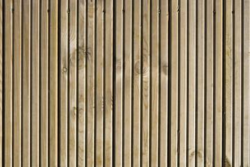 Garden decking full  frame texture closeup