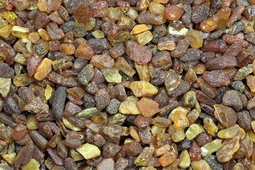 amber stones for background use