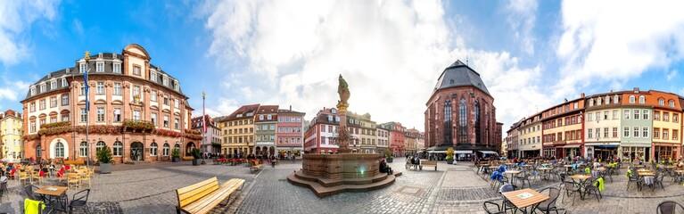 Heidelberg, Altstadt Fototapete