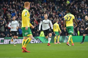 Championship - Derby County vs Norwich City