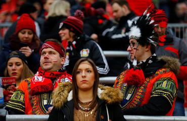 Bundesliga - Bayer Leverkusen vs Hertha BSC