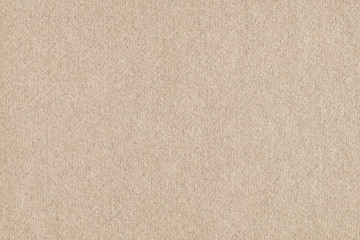 Beige Manila Recycled Kraft Paper Coarse Grunge Texture