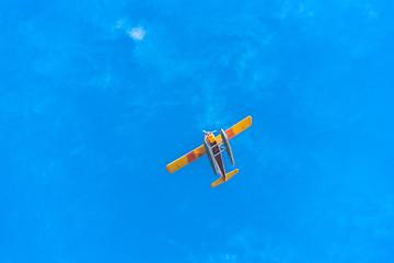Wasserflugzeug Vancouver Island