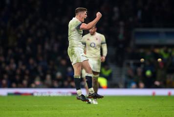 Six Nations Championship - England vs Wales