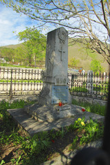 The Old cemetary. Historical part of Pyatigorsk
