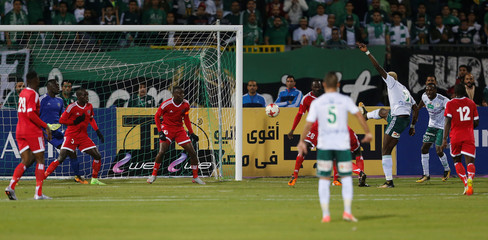 African Confederation Cup - Al Masry vs Green Buffaloes