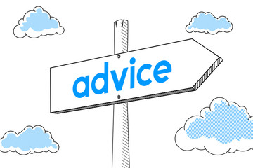 Advice - signpost