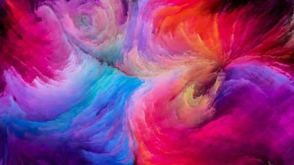 Colorful Paint Dreams