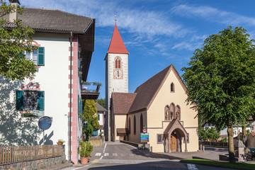 Kirche in Lengstein