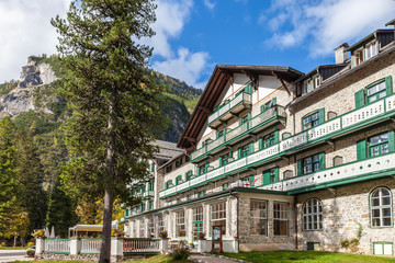 Historisches Hotel am Pragser Wildsee
