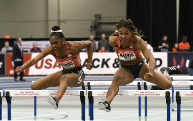 Track and Field: New Balance Indoor Grand Prix