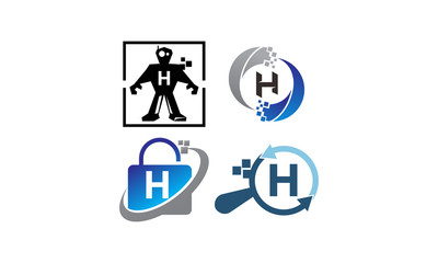 Technology Application H Template Set