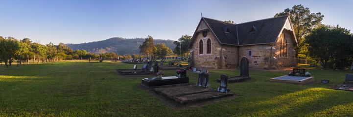 Allynbrook Church, NSW.