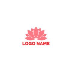 Logo Lotus logo Lotus flower, relax