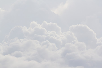 white cloud texture and background, cloudy picture for weather forecast