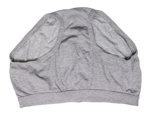 Men's  rural cotton gray used but washed panties.