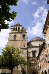 Cathedral Saint Etienne, Cahors,  Lot, France