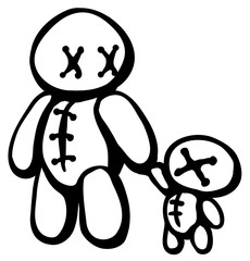 Voodoo Doll Parent