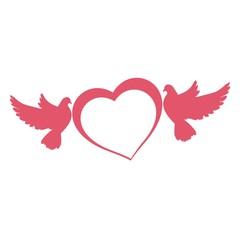 голуби и сердце