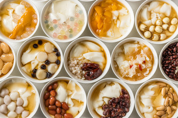 豆花 台湾の豆腐スウィーツ Toufa (Tofu Pudding)