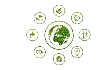 Symbole GREEN