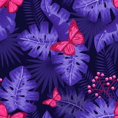 UV ultra violet luminous neon light effect pattern.