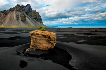 Haystack in Iceland