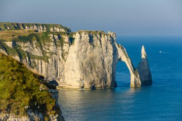 Cliff of Étretat - Normandy France  Fototapete
