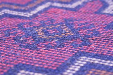 Traditionelles Orientalisches Teppich Dekor